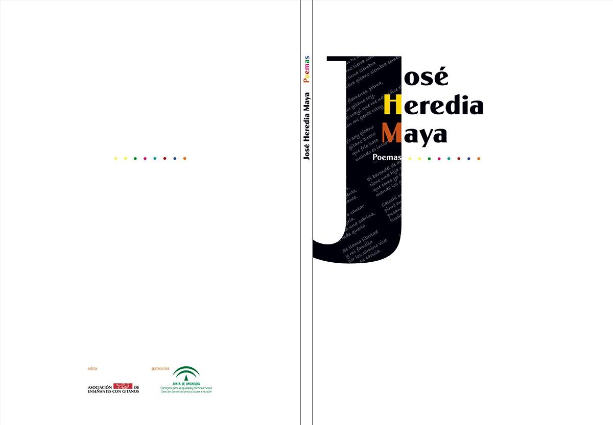 Jose Heredia Maya, gitanos, diseño Paco Giménez