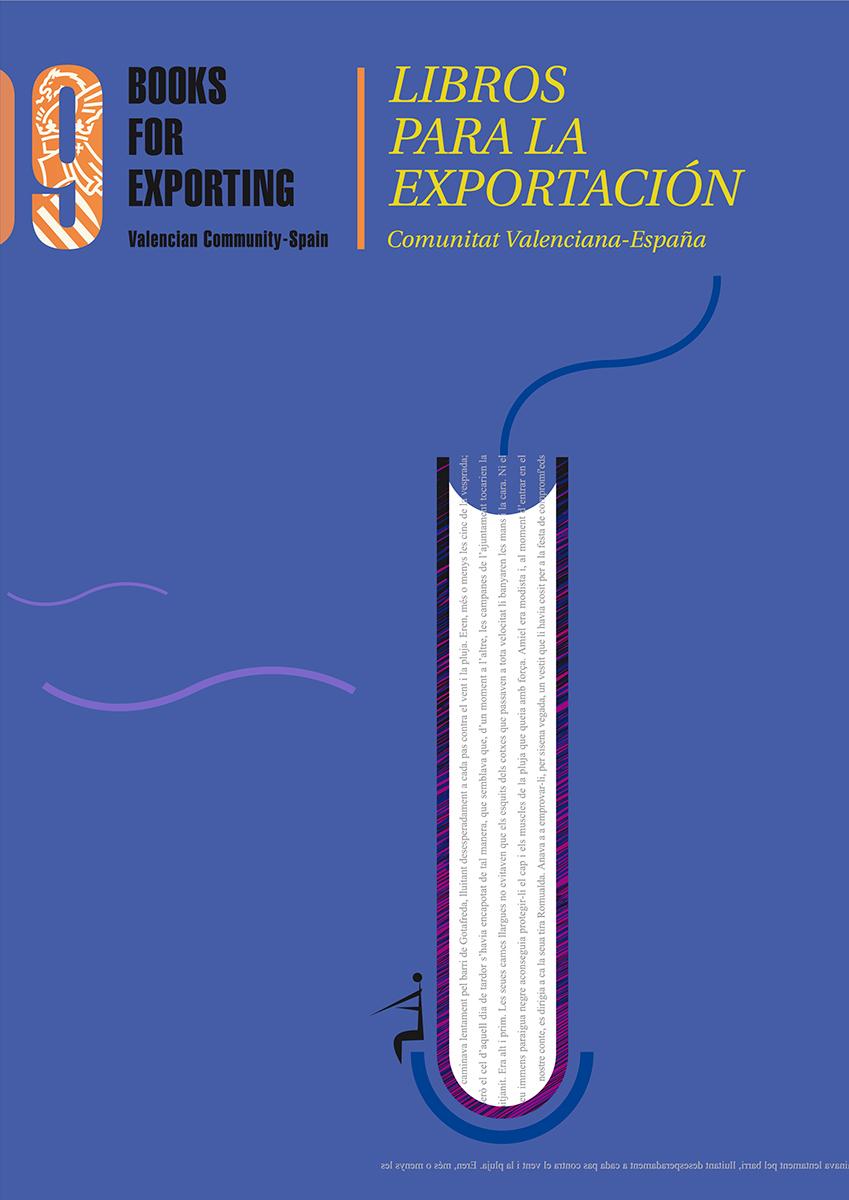 Portada - Catalogo de libros, Exportación, Bolonia 2009
