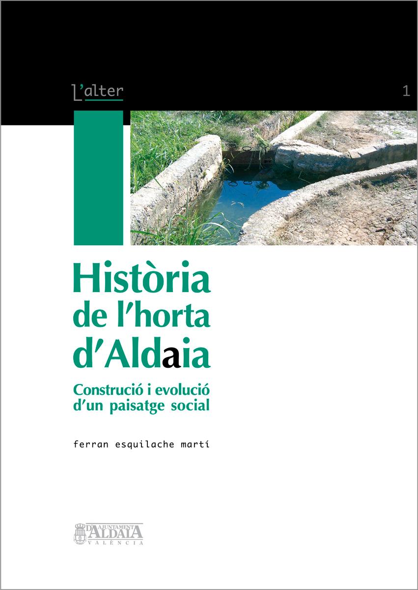 01, premi Aldaia 1, Horta, disseny Paco Giménez