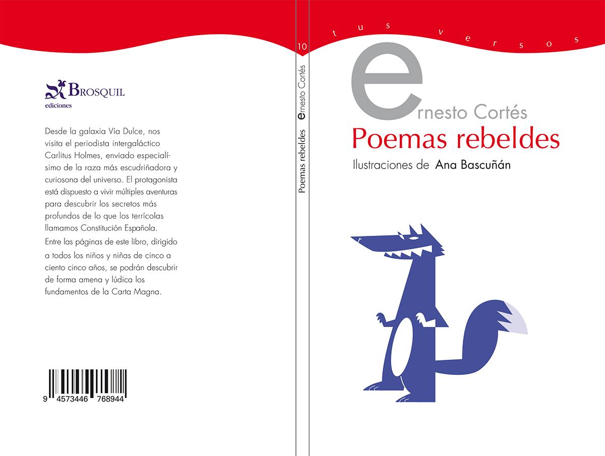 colección Tus versos, diseño Paco Giménez