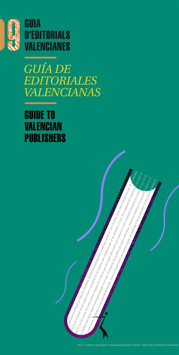 Portada - Guía de editores, Bolonia 2009