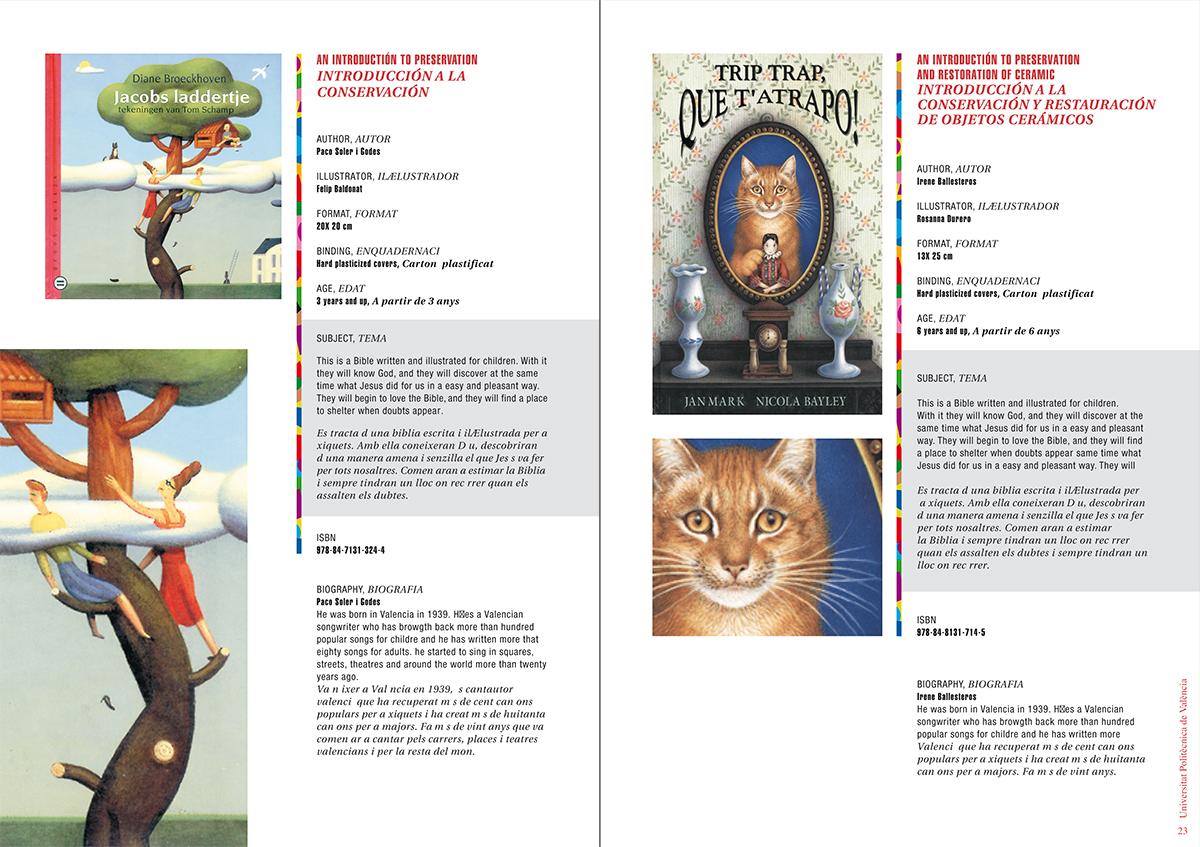 Separata - Catálogo libros infantiles y juveniles Bolonia 2010