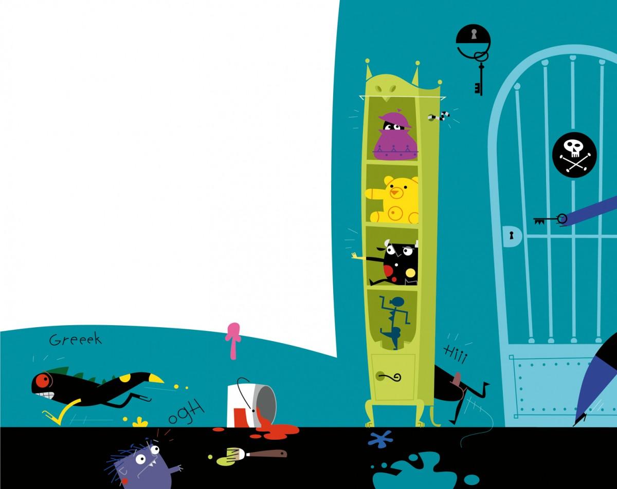 06- La aguafiestas, 'Fiesta-monstruosa', Paco Giménez, Carles Cano, Ed. Bromera