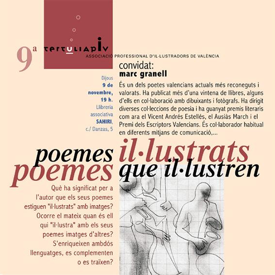 Tertulia-APIV-poemes-ilustrats-Marc-Granell-disseny-Paco-Gimenez