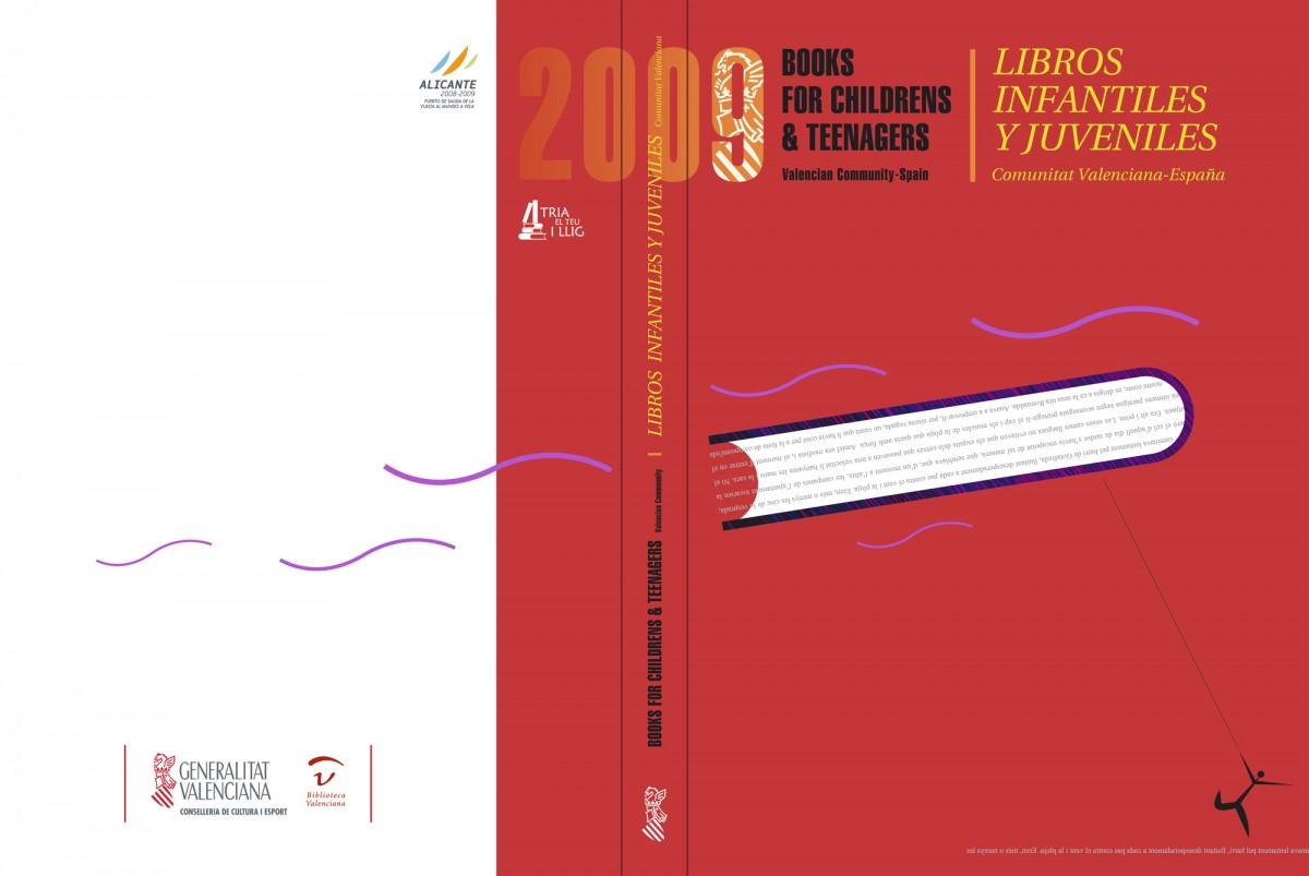 cubiertas-Catalogo-de-libros-infantiles-y-juveniles-Bolonia-2009