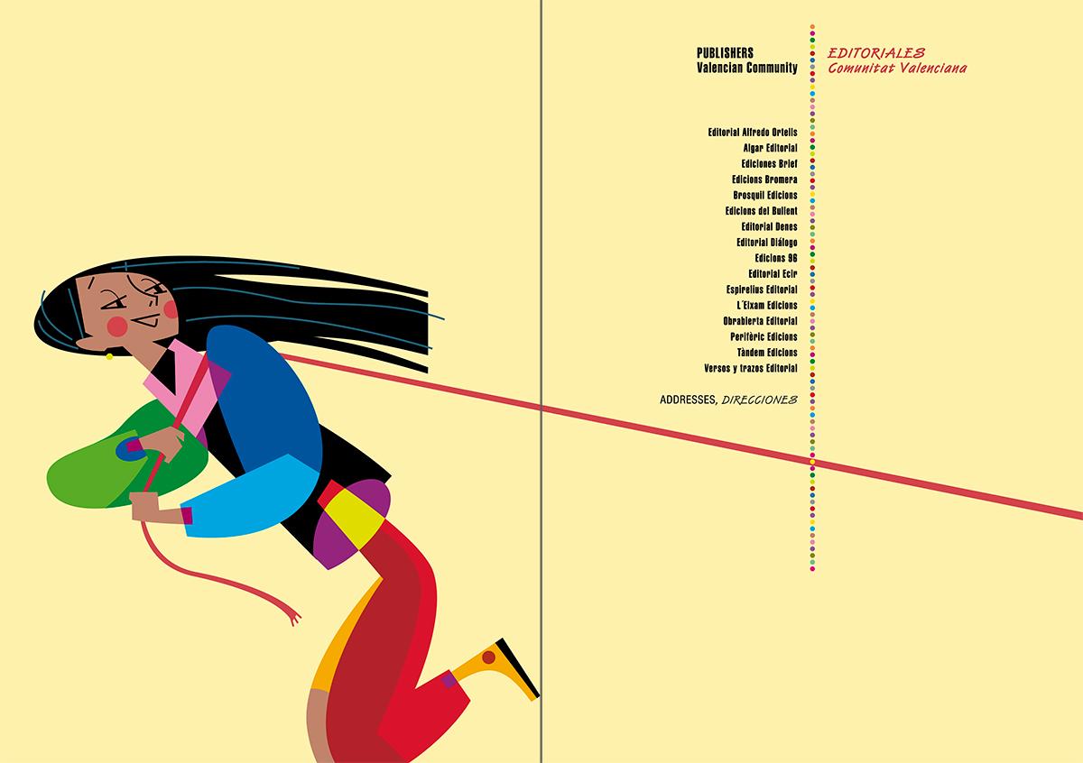 Separata - Catálogo de libros infantiles juveniles Bolonia 2011