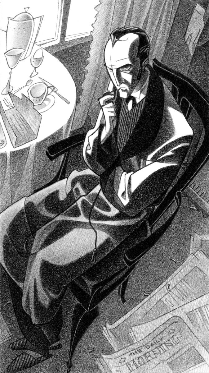 3- Concentrado, 'Sherlock Holmes i el constructor de Norwood', Arthur Conan Doyle, Paco Giménez, Ed.Bromera