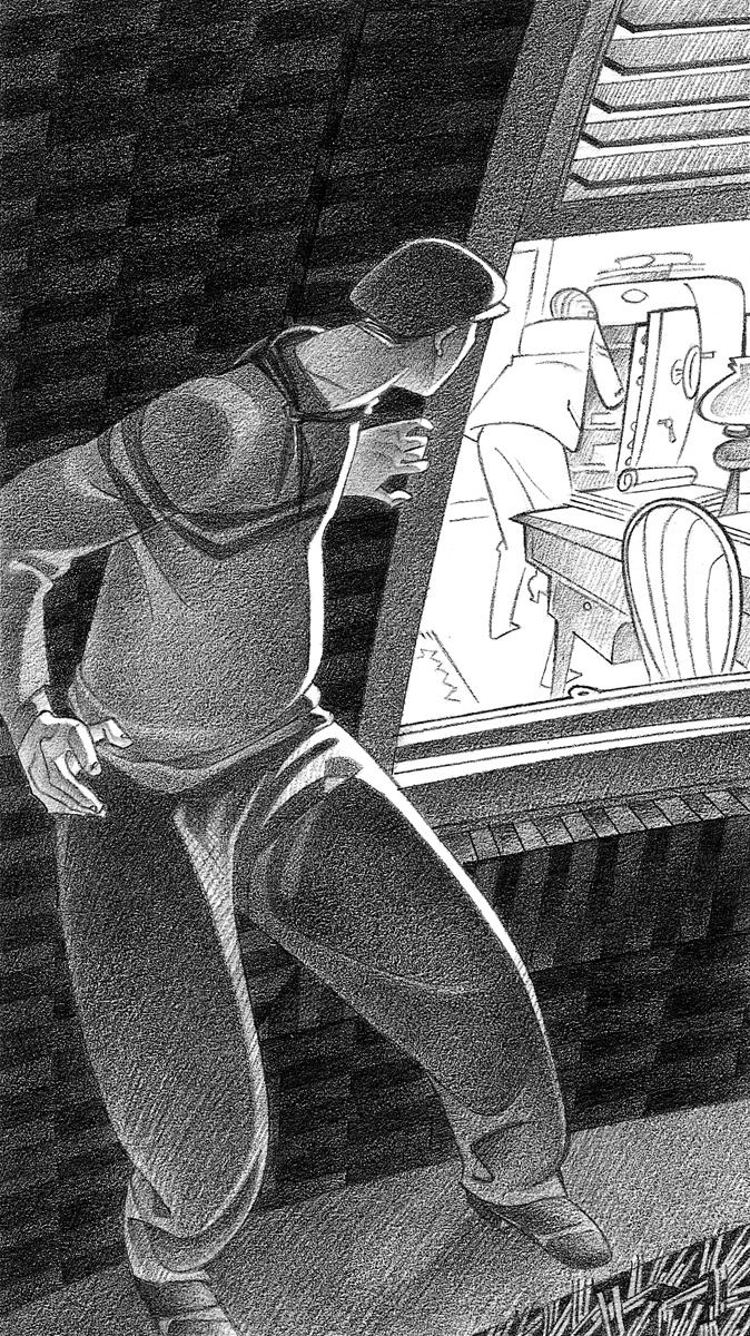 4- Ladrón, 'Sherlock Holmes i el constructor de Norwood', Arthur Conan Doyle, Paco Giménez, Ed.Bromera