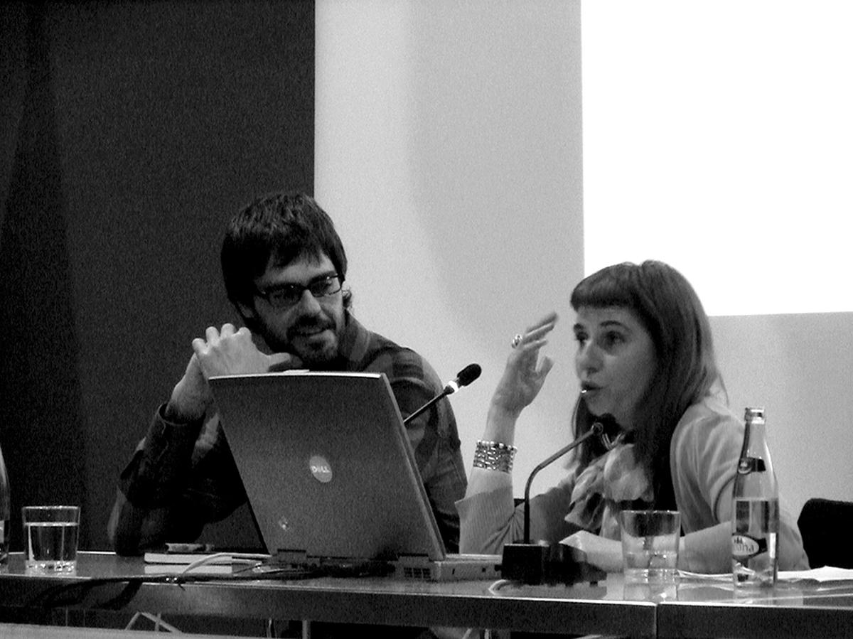 David-Heras-Raquel-Pelta-Jornadas-sobre-ilustracion-grafica-Muvim-foto-Javier-Gay