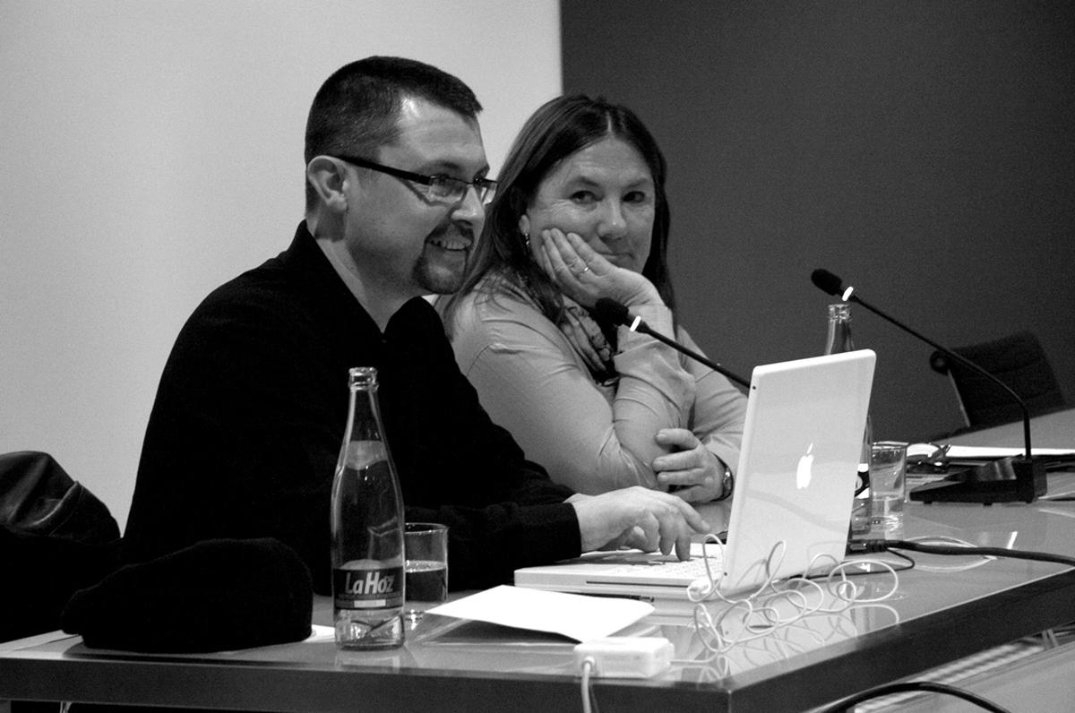 Pablo-Amargo-Lola-Pascual-Jornadas-sobre-ilustracion-grafica-Muvim-foto-Veronica-Leonetti