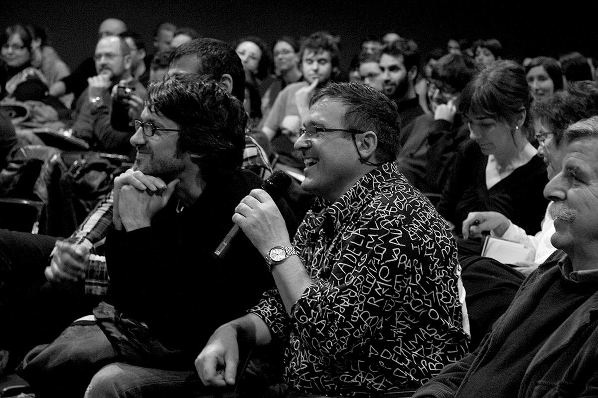 Pablo-Auladell-Carles-Cano-Jose-Manuel-Guillen-Jornadas-sobre-ilustracion-grafica-Muvim-foto-Veronica-Leonetti