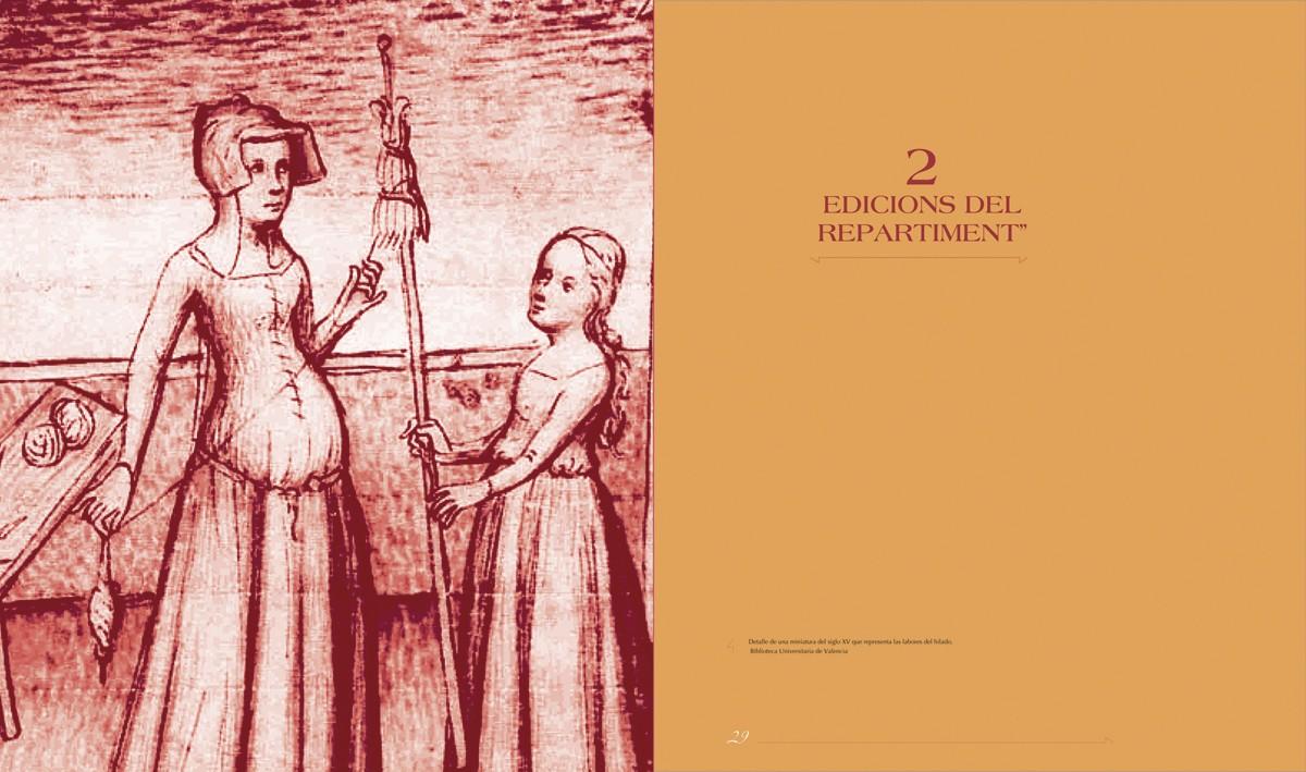 capitular- Llibre del Repartiment (Jaume I), diseño Paco Giménez 2