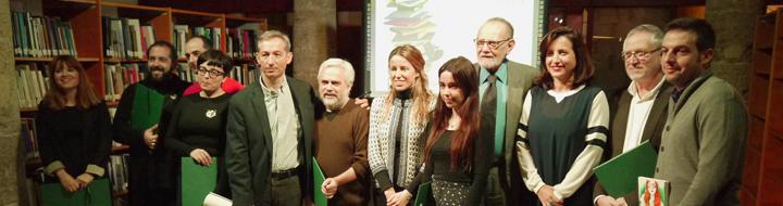 Lliurament dels Premis als Llibres Millor Editats de 2013