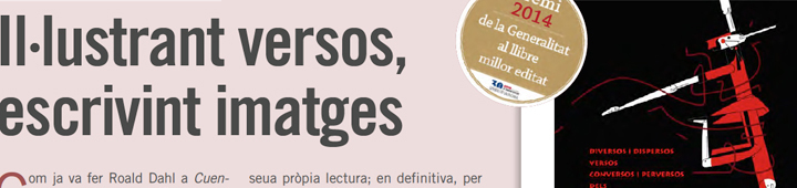 Reseña en 'Lletres Valencianes': Especial Premios de la Generalitat