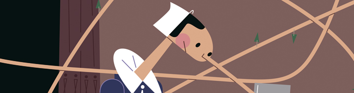 Pinocho de exámenes, para 'Bloc'