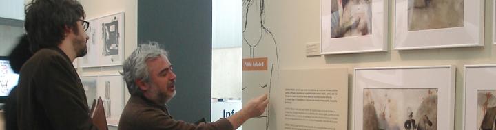 Acto de presentación de 'Kipling ilustrado' y otras exposiciones del MuVIM