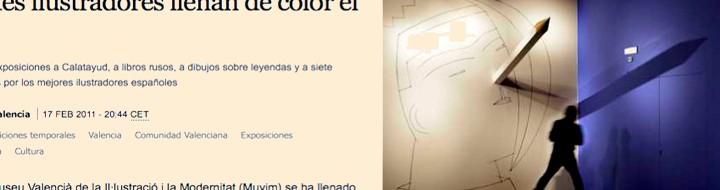 Grandes ilustradores llenan de color el MuVIM