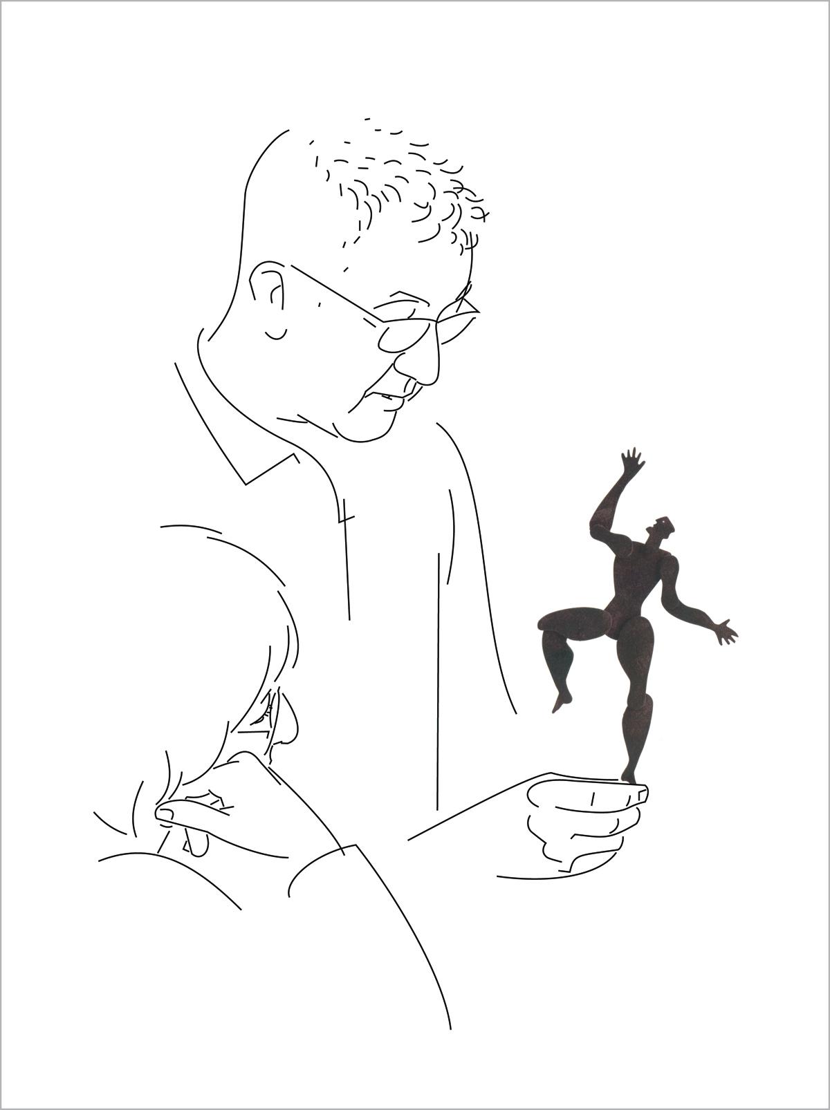 """BascuBlues ÑánÑam"", homenaje a Paco Bascuñán. de Paco Giménez, 2010"