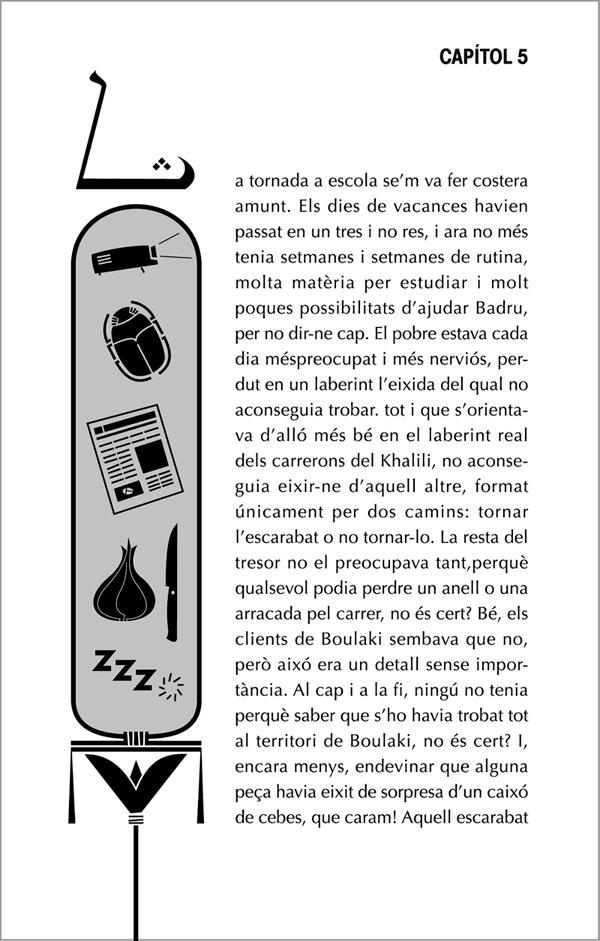 """""""L'escarabat de Khalili"""", Teresa Broseta"""